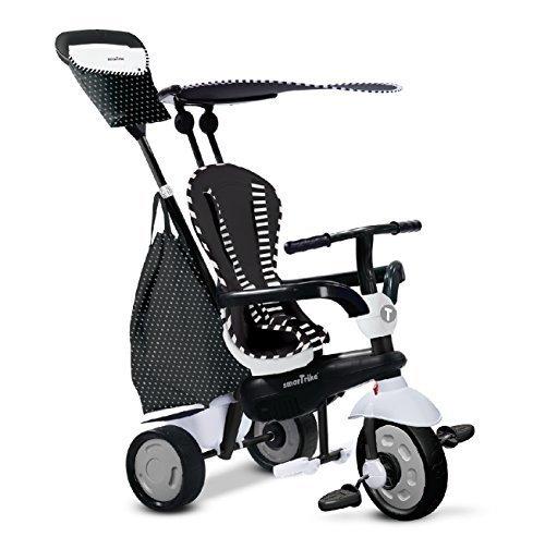 2015年モデル スマートトライク グロー Smart Trike glow 三輪車 (ホワイト),三輪車,