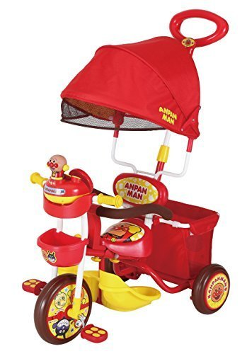 三輪車 アンパンマン デラックス 0220,三輪車,