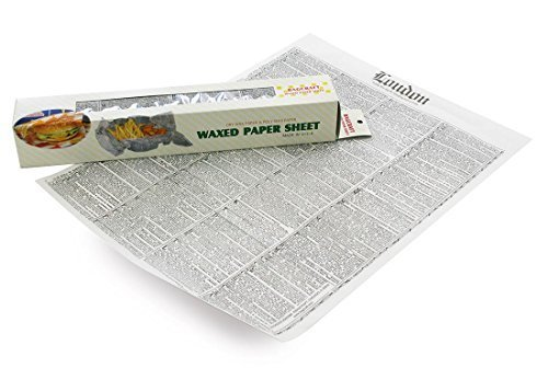 バッククラフト ワックスペーパーシート ニュースペーパー BCP00671,お弁当,仕切り,