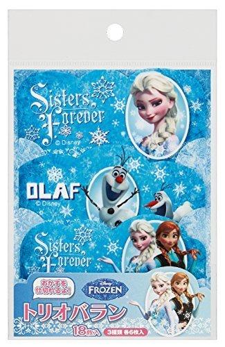 スケーター お弁当仕切り カット バラン 18枚入り アナと雪の女王 ディズニー LKBL3,お弁当,仕切り,