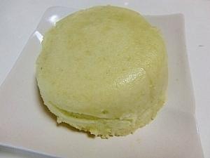 離乳食♪ レンジで簡単ほうれん草の蒸しパン,離乳食,蒸しパン,