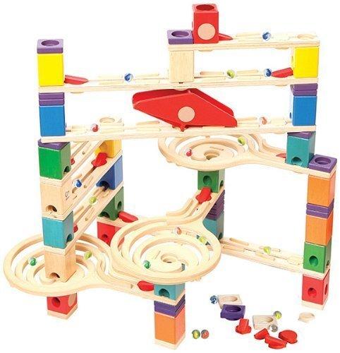 BorneLund(ボーネルンド) NEW クアドリラ・ツイスト&レールセット【QDE6009AB05】,知育玩具,5歳,おすすめ