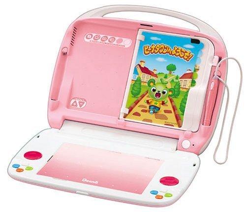 Beena 本体 ピンク,おもちゃ,パソコン,