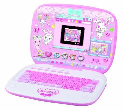 ジュエルペット 魔法のジュエル☆カラ―パソコン,おもちゃ,パソコン,