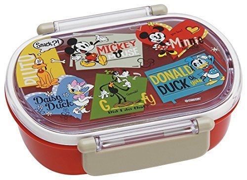 スケーター ランチボックス 360ml 弁当箱 ミッキー 16 ミッキーマウス ディズニー QA2BA,幼稚園,お弁当箱,