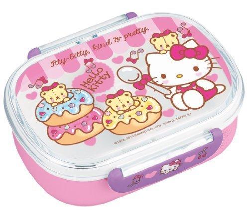 オーエスケー ハローキティ スイーツ(No.2) お弁当箱 (中子付) PCR-7,幼稚園,お弁当箱,