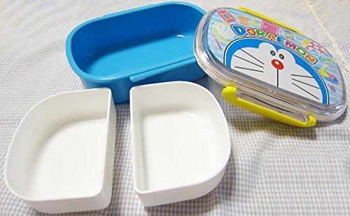 オーエスケー ドラえもん(NO.3) お弁当箱 (中子付) PCR-7,幼稚園,お弁当箱,
