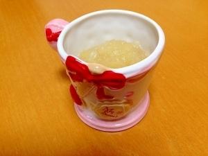 離乳食に林檎ジャム:*・'(*゚▽゚*)'・*:.,離乳食,りんご,