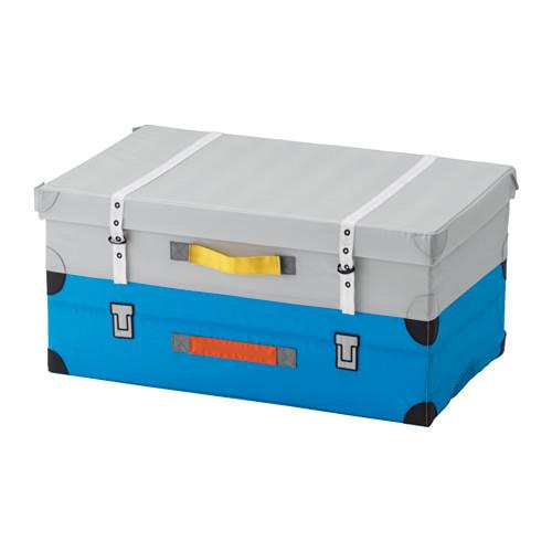 FLYTTBAR おもちゃ用トランク,おもちゃ,収納,IKEA