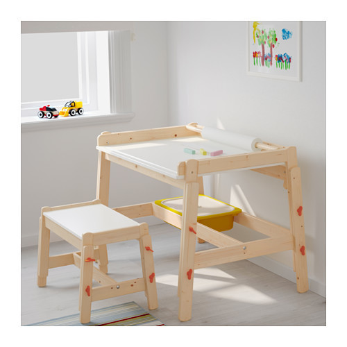 FLISAT 子供用デスク,おもちゃ,収納,IKEA