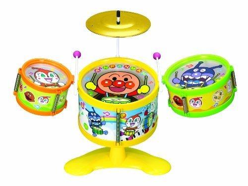 アンパンマン おおきなドラムセット,2歳,誕生日,男の子