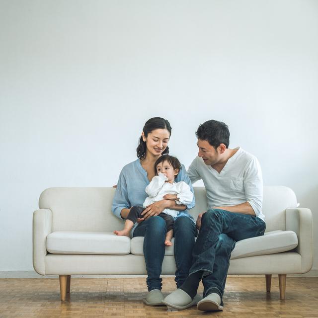 家族,赤ちゃん,映画,