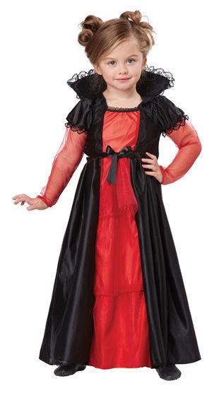 California Costumes ヴァンパイアの女の子,女の子,ハロウィン,コスプレ