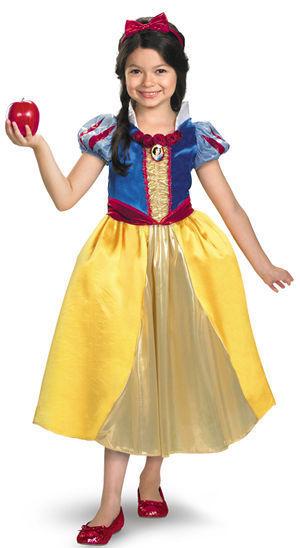 ディズニーライセンスコスチューム 白雪姫,女の子,ハロウィン,コスプレ