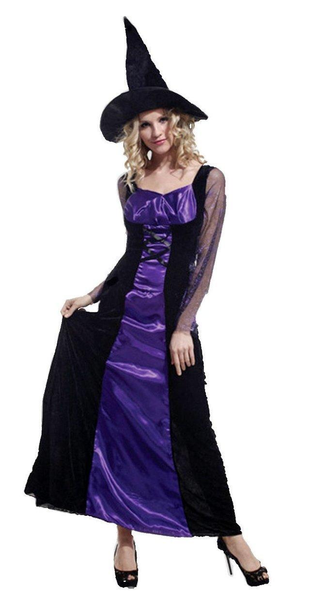 魔女,ハロウィン,コスプレ,衣装