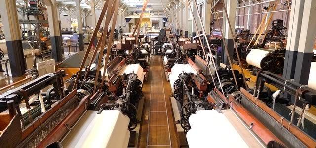 繊維機械館,博物館,名古屋,