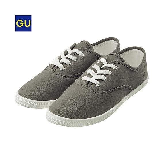 キャンバスシューズ,GU,靴,