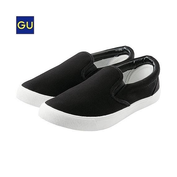 スリッポン,GU,靴,