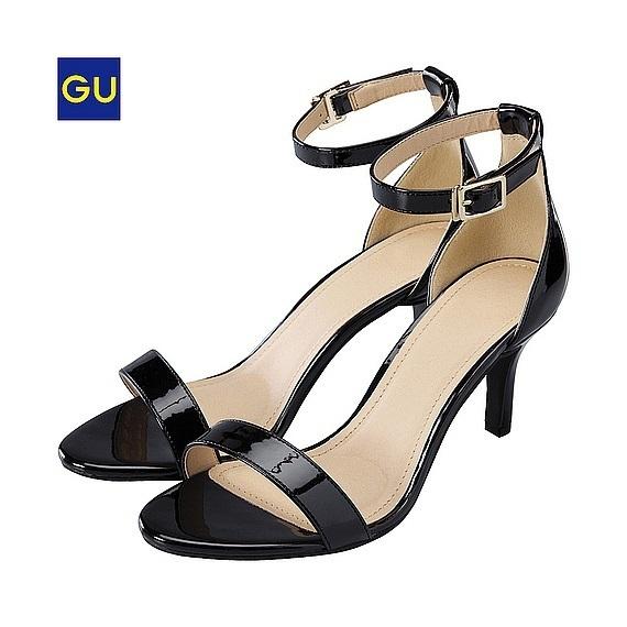 ストラップサンダルA,GU,靴,