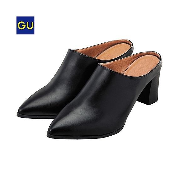ミュール,GU,靴,