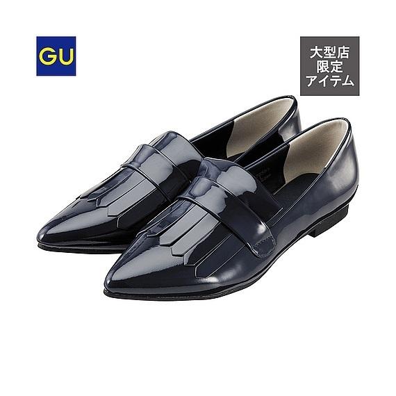 キルトタンシューズ,GU,靴,