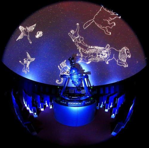 柏崎市立博物館のプラネタリウム,子どもとお出かけ,新潟自然科学博物館,新潟