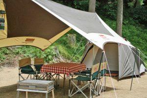 森の隠れ家ビッグホーンオートキャンプ場,キャンプ ,初心者,