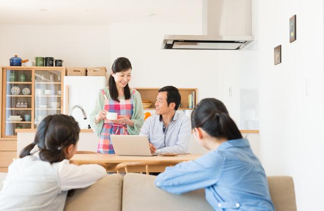 パソコンと家族,プラネタリウム,名古屋,