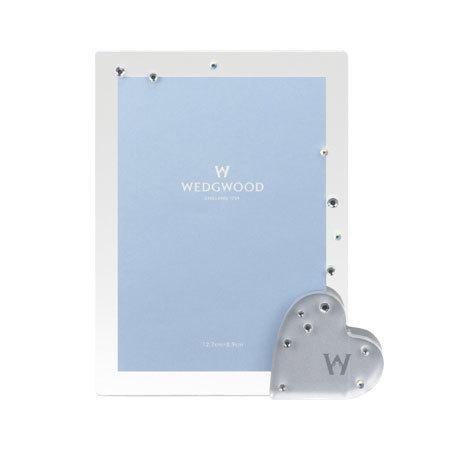 ブリスタイム ピクチャーフレーム|WEDG WOOD(ウエッジウッド),出産祝い,写真立て,