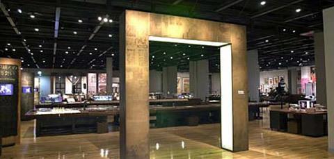「印刷博物館」総合展示,凸版,印刷,博物館