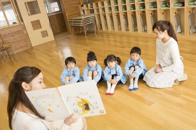 幼稚園のイメージ,武蔵小杉,保育園,