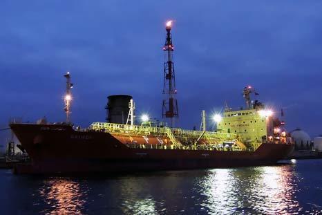 大師運河の大型タンカー,羽田,クルーズ,