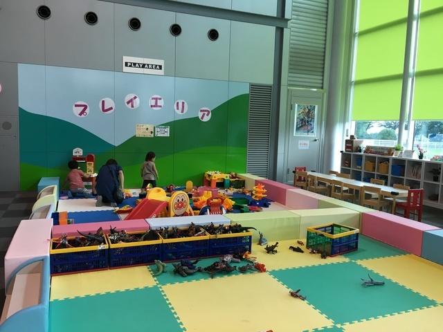 プレイエリア,おもちゃのまち,バンダイミュージアム,