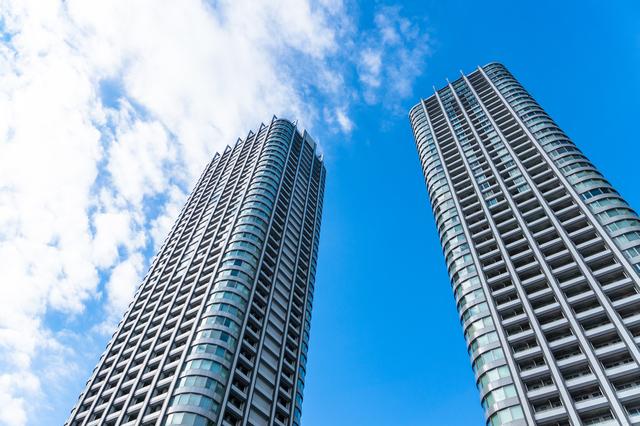 タワーマンションのイメージ,パークシティ,武蔵小杉,