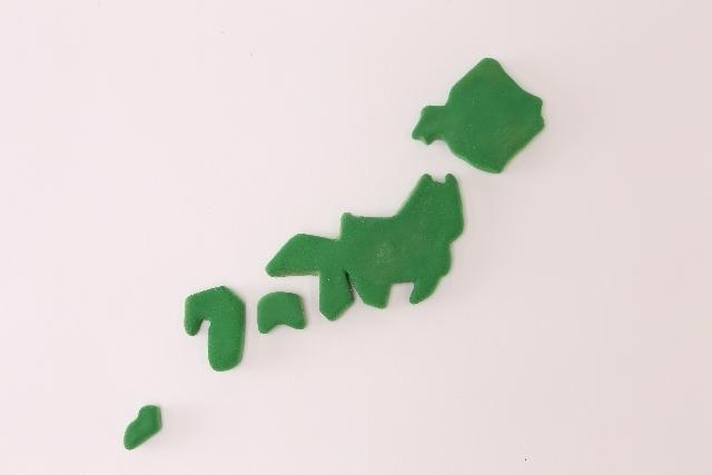 日本地図,しまむら,子供服,バースデイ