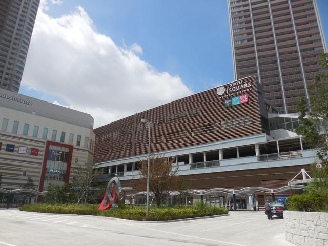 駅前の人気ショッピングセンター,武蔵小杉,街選び,コンパクト
