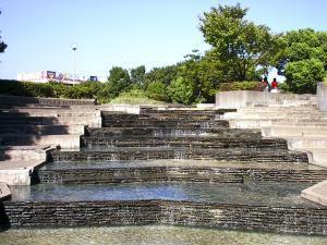 平和の森公園,公園,水遊び,東京