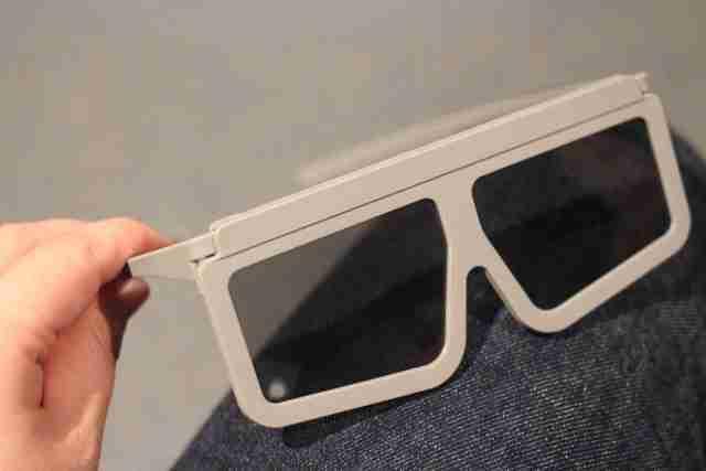 3Dメガネ,神戸,グリコ,工場見学