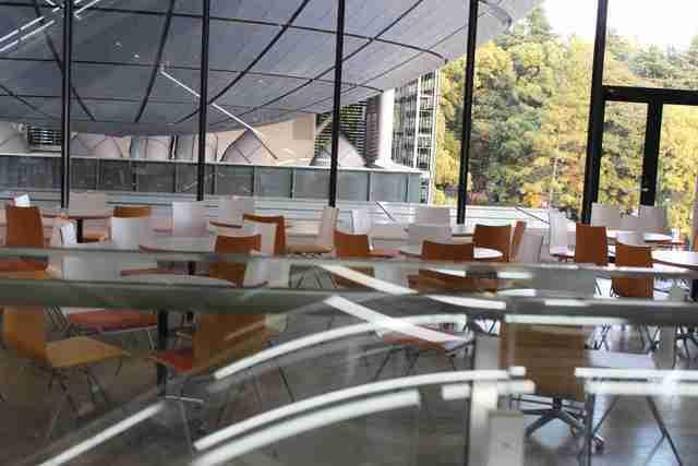 休憩室,科学館,名古屋,