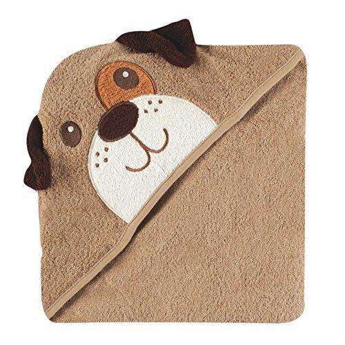 Luvable Friends ラバブルフレンズ Animal Face Hooded Towel アニマル フェイス フード付きバスタオル Dog ドッグ,ベビー水着,男の子,おすすめ