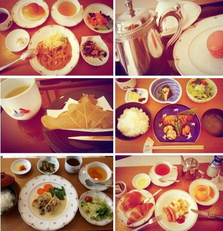 山王病院入院中の食事,芸能人,出産,病院