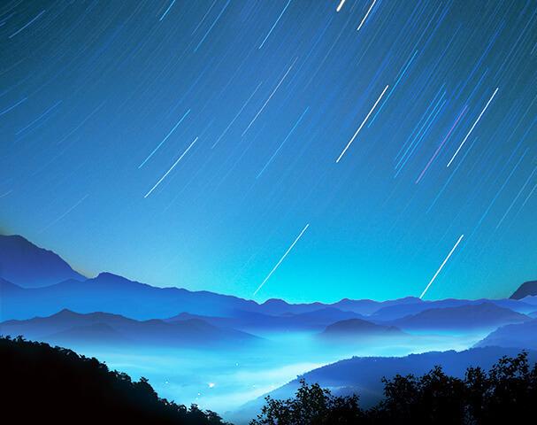 星空の映像,プラネタリウム,サンシャイン,
