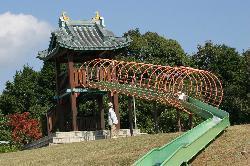 新城総合公園,愛知県,アスレチック,公園