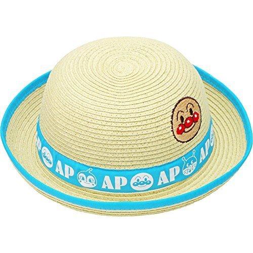 それいけ!アンパンマン ペーパーハット 麦わら帽子 50cm TA9749 (ブルー),キッズ,子供,麦わら帽子