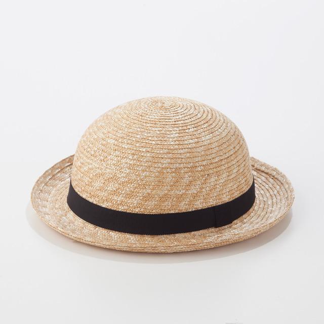 麦わら帽子 こども用セーラー帽|無印良品,キッズ,子供,麦わら帽子