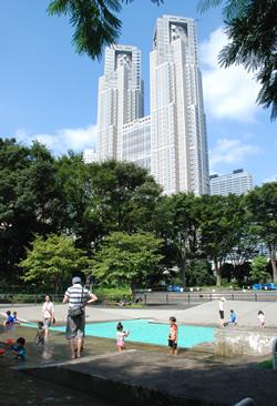 新宿中央公園,東京,公園,おすすめ