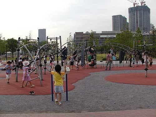 豊洲公園,東京,公園,おすすめ