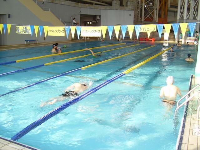 小牧市温水プール 競泳用プール,小牧市,温水プール,