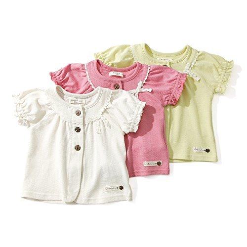 キムラタンの子供服 半袖カーディガン Biquette Club(ビケットクラブ),ベビー,カーディガン,おすすめ