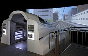 新幹線シュミレーター,鉄道,博物館,名古屋